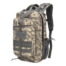 Outdoor Climbing Backpack Sport Bag 3P Tactical Military Oxford Women Men Cycling Running Camping Backpacks Rucksack