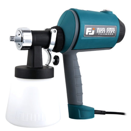 AC220V-240V 50HZ 500W Hand-held Electric Spray Gun High-pressure paint spray gun Suitable for furniture, automotive paint
