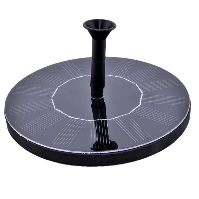 Solar Powered Fountain Pump Kit