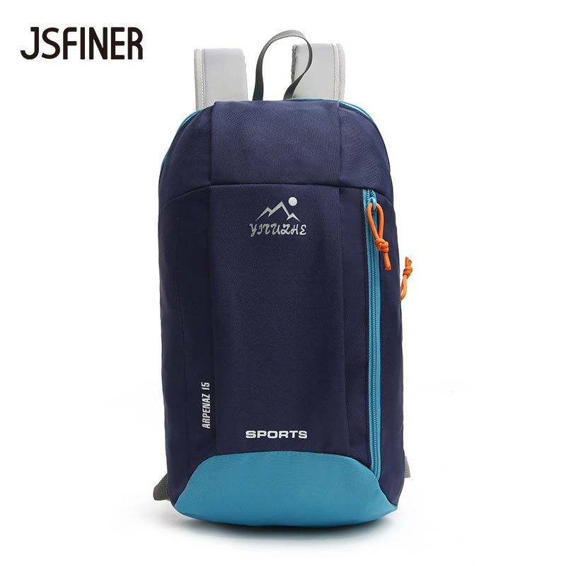 JSFINER Unisex 2018 Men Backpacks Small Bag Travel Knapsack Oxford Cloth Stylish T Waterproof Bicycle Backpacks