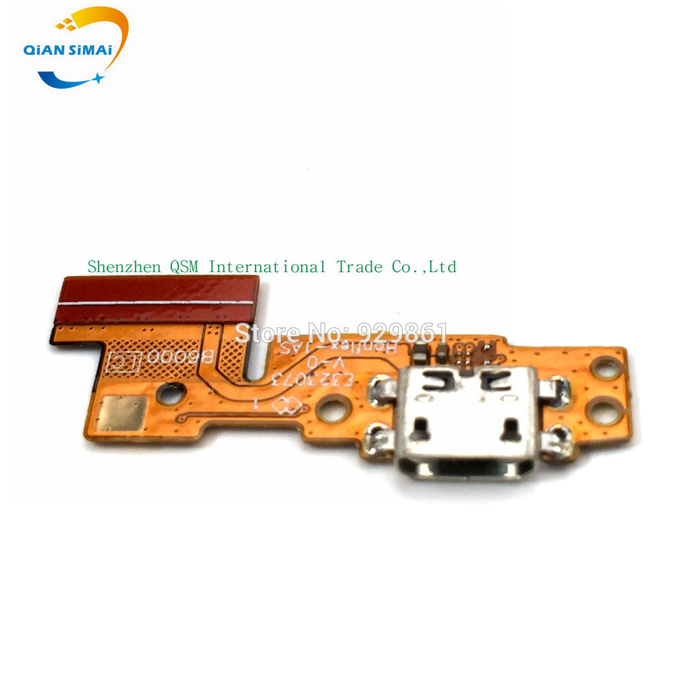 1CPS Genuine USB Charging Port Dock Connector Charger Flex Cable For LENOVO B6000 Blade 8_USB_FPC_H301