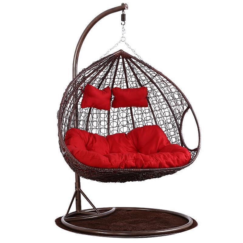 Ogrodowe Fauteuil Suspendu Dondolo Giardino Patio Tuinstoelen European Garden Outdoor Furniture Hanging Hammock Swing Chair