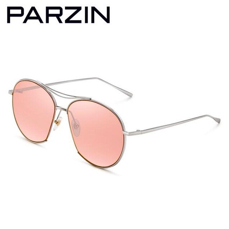 Parzin gafas de sol polarizadas mujeres de la vendimia gafas de sol  femeninas señoras conducir gafas a535b1fdc03f