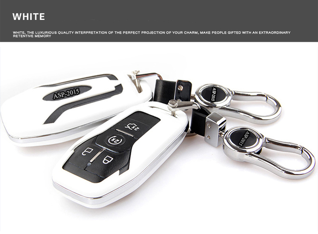 Car Key Fob Cover For Ford Mustang Explorer Taurus