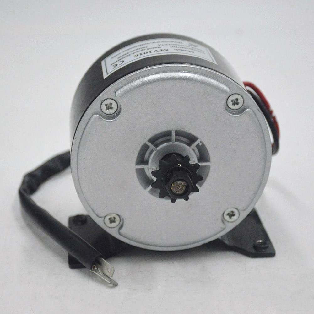 MY6812 Dc 150w 24v high speed motor with with belt pulley e