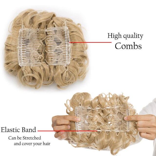 short hair extensions 1