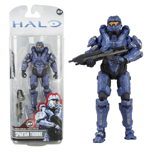 US $49 99 |McFarlane Toys Halo 4 Series 3 Spartan Thorne In Recruit Armor  Action Figure Freeshipping-in Action & Toy Figures from Toys & Hobbies on