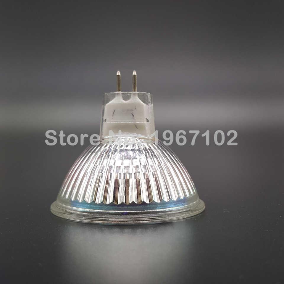 Led Glühbirne MR16 COB 12V 220V Led Spot Licht 5 Watt Glühbirne entspricht Halogen 50 W Warm Weiß/Weiß Home lichter