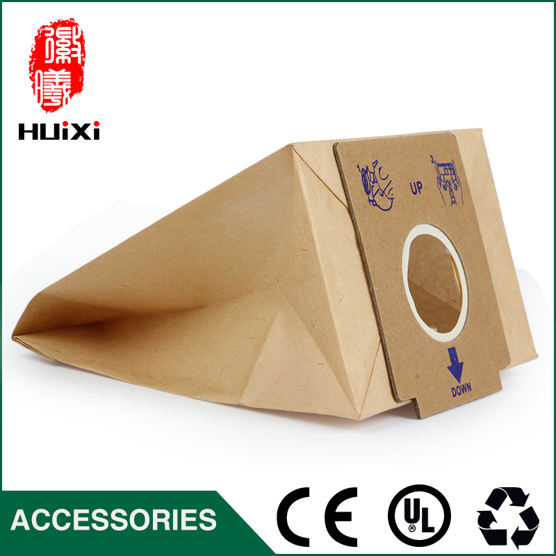 10 pcs Paper Dust Bags And Vacuum Cleaner Change Bags Of Vacuum Cleaner Parts For ZC1120 ZC1120BZC1120R etc