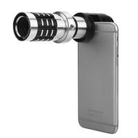 Universal 12X Zoom Telephoto Lens HD Telescope Camera Lens For Samsung For Smart Phone