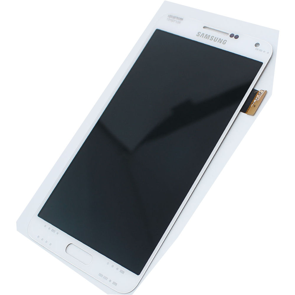 LCD Digitizer+Touch Screen FOR Samsung Galaxy S5 G9009D White