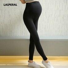 97d078f5d70 LASPERAL Fitness Plus Size Women Yoga Pants Autumn Solid Modal Elastic  Pregnant Women Pants Maternity Legging