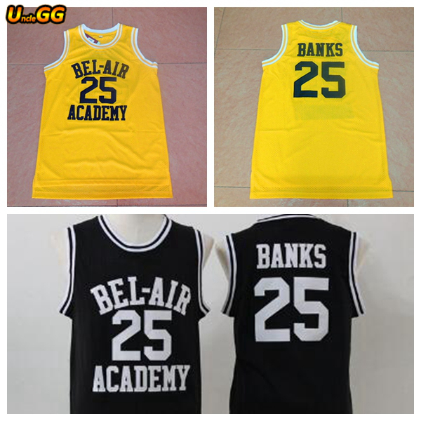 ... get online ab955 1cde0 Uncle GG Carlton Banks Jersey Cheap Basketball  Jersey The Fresh Prince Of ... 30c72303ef88
