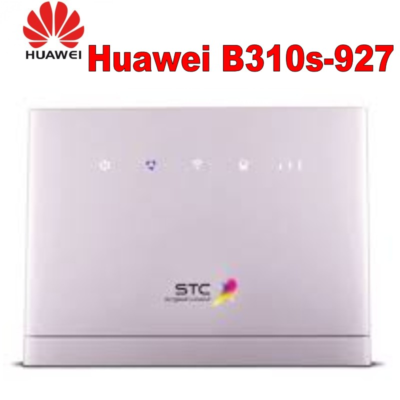 Lot Of 100pcs Huawei B310s-927 LTE FDD 1800 TDD2300Mhz LAN/WAN Mobile Wireless VOIP CPE Router