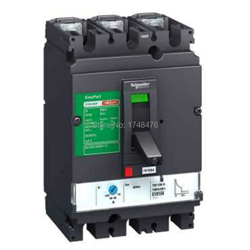 ФОТО NEW LV510797 Easypact CVS - CVS100B circuit breaker -4P/4d