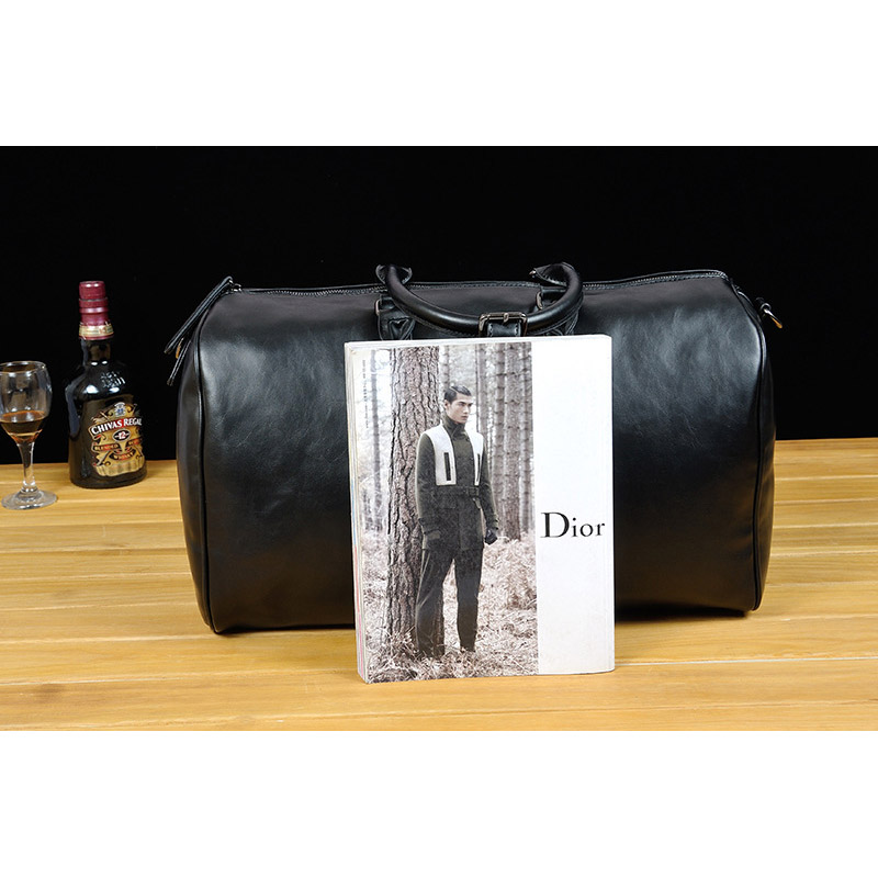 Vintage Pu Leather Men Travel Bags Carry on Luggage Bags Men Rivet Duffel Bags Travel Tote Large Weekend Bag Overnight