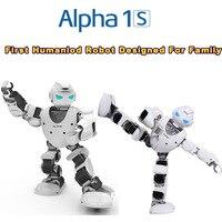 Новинка 2016 KID Игрушка Альфа 1 S 3D программируемый для интеллектуального спутника жизни развлечения образование