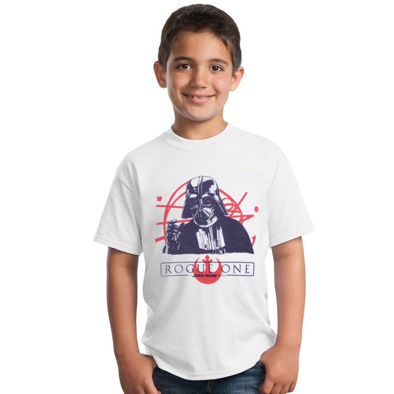New 1-12years new summer short sleeve cotton t shirts boys star war cartoon teenage big children t-shirt kids tops boys t-shirt 4