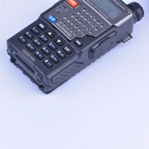 Image 2 - Walkie Talkie Baofeng UV 5RE Plus Two Way Radio Uhf Vhf Dual Band Cb Radio Uv 5r 5W Prosciutto Portatile radio per La Caccia Ricetrasmettitore