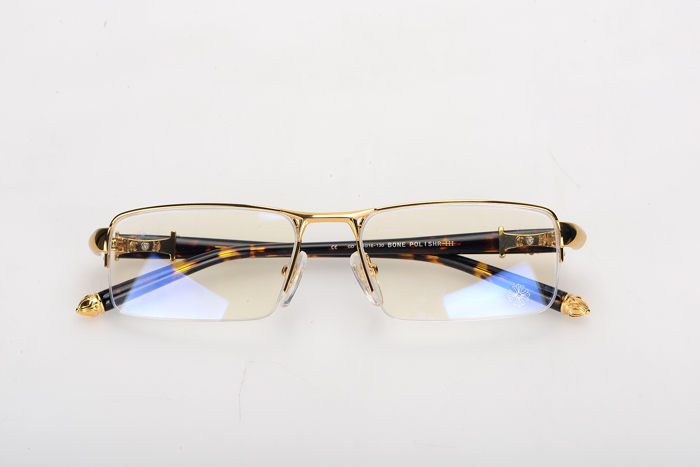 Vazrobe Marke Halb Rahmen Gläser für Männer Gold Designer Brillen ...