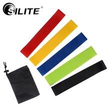 Silite Эспандеры набор латекс fitnesss группы тренажерный зал crossfit оборудования Пилатес для Для мужчин Для тела тренировки тянуть веревку тренажер Йога