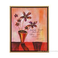 Freies Verschiffen 100 Handgemalte Blumen Lgemlde Abstrakte Moderne Kunst Wohnzimmer Decor Bild 50x60 Cm