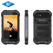 НОВЫЙ Оригинальный Blackview BV6000 Мобильного Телефона 4.7 «Экран HD Водонепроницаемый 3 ГБ RAM 32 ГБ ROM MT6755 Octa-Core 4 Г LTE Смартфон 4200 мАч