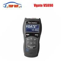 5pcs/Lot DHL Profssional OBD2 Diagnostic Tool VS890 MaxiScan Vgate OBD SCAN Multi Language VS 890 Car Code Reader
