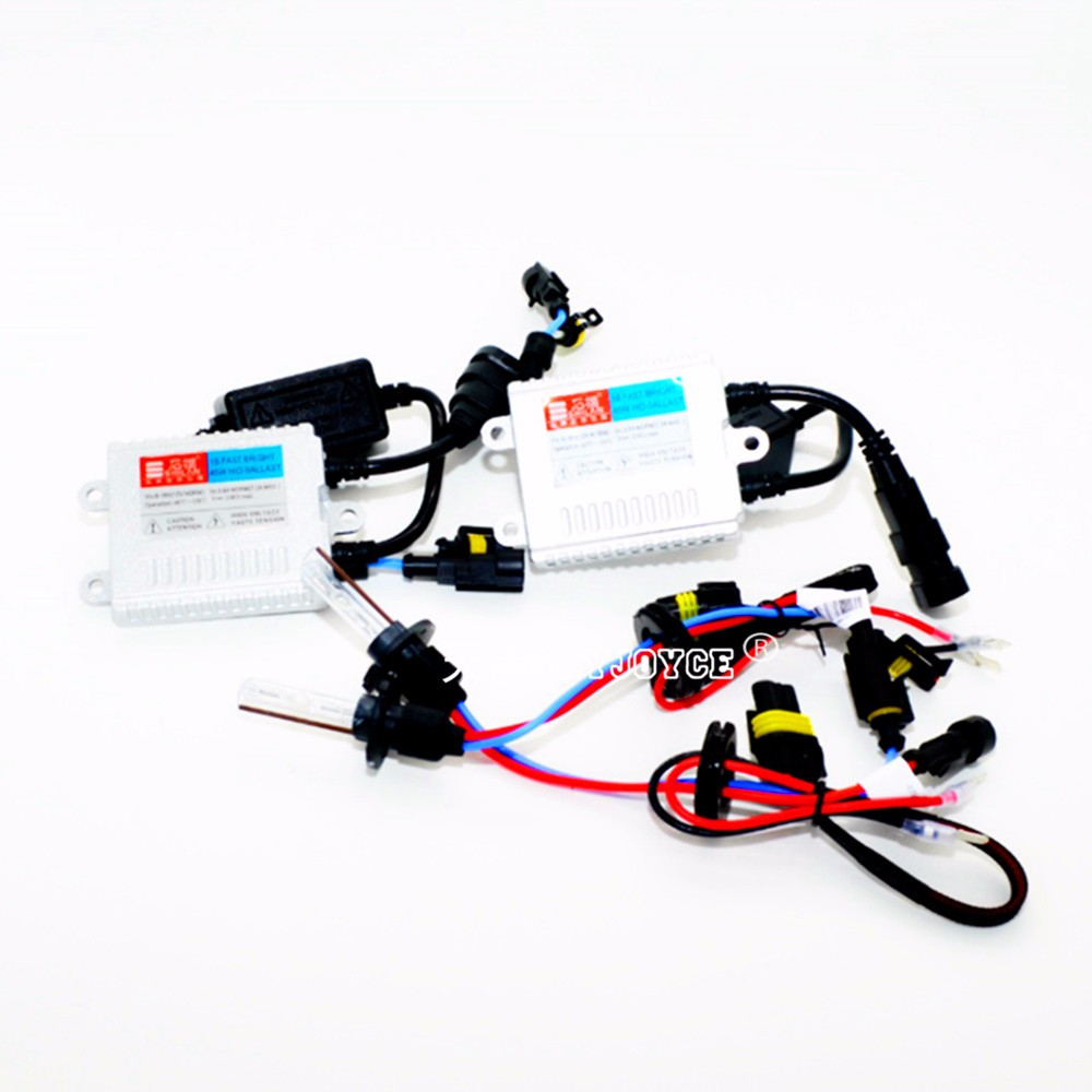 Fast bright xenon hid kit H7 H8 H11 8801 H27 9005 9006 H3 H1 hid conversion kit 45W 3000K-8000K for cnlight hid replacment (19)