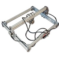 Wolike Wood Router DC12V500mW 400MM X 300MM DIY Desktop Mini Laser Cutting Engraving Machine For Wood