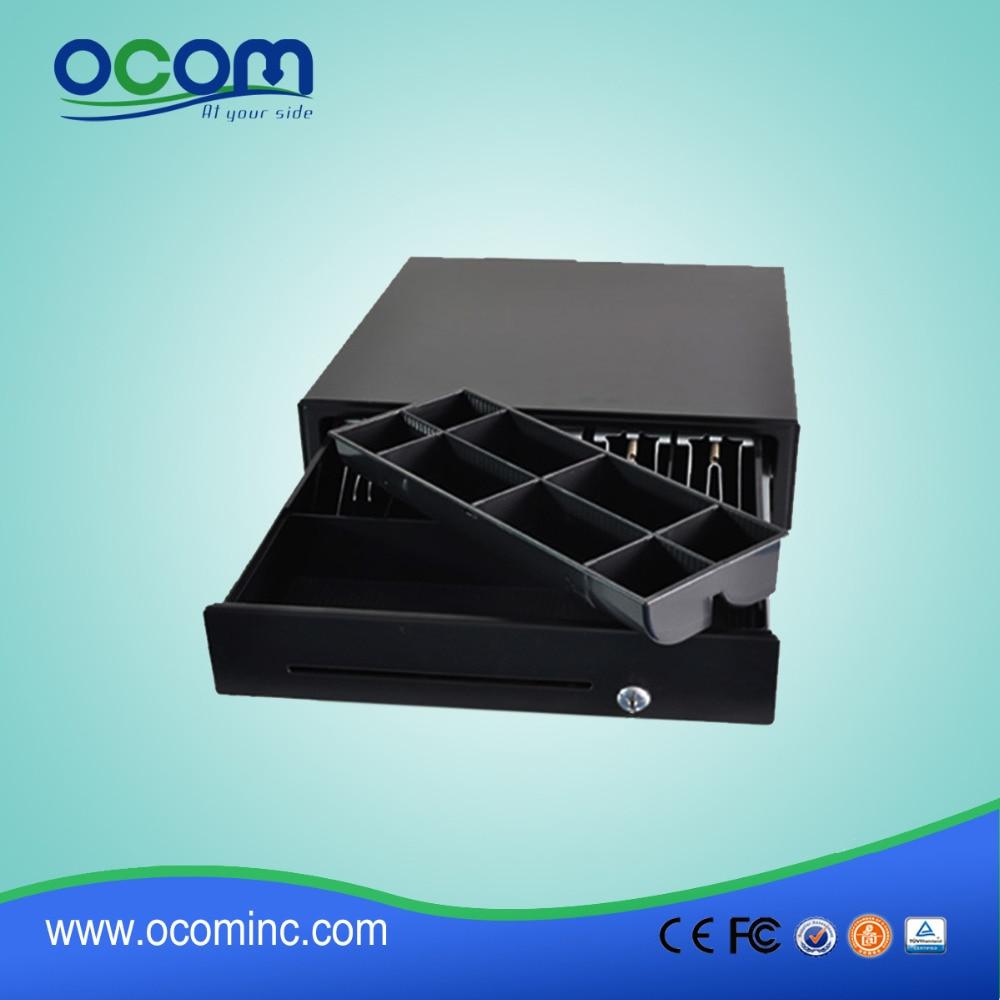 ФОТО Three Position Manual Metal Cash Drawer ( ECD 410)