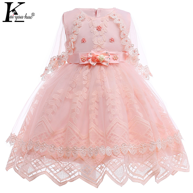 New Girls Dress Elegant Summer Kids Dresses For Girls Clothes Children Party Princess Dress Sleeveless Wedding Dress Vestidos ...