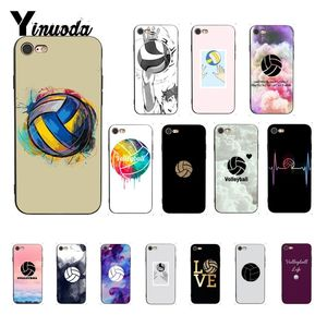 Yinuoda Volleyball Painted PhoneCase for iphone SE 2020 8 7 6 6S 6Plus X XS MAX 5 5S SE XR Capa(China)