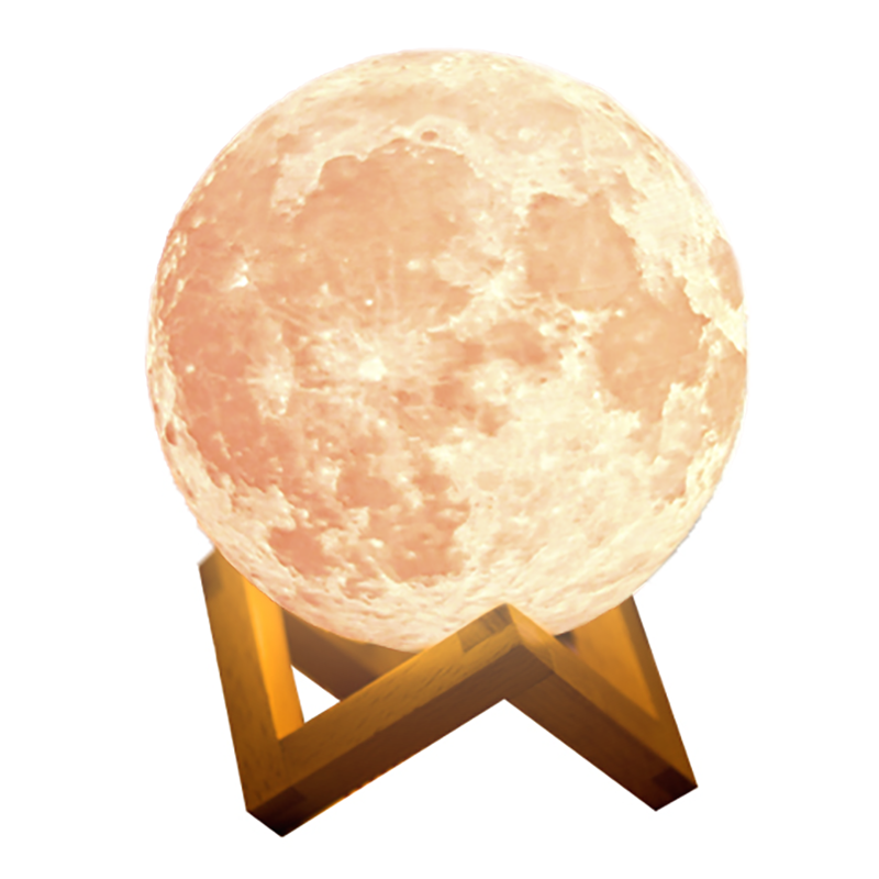 Interior Mood Lighting Moon Lamp ...