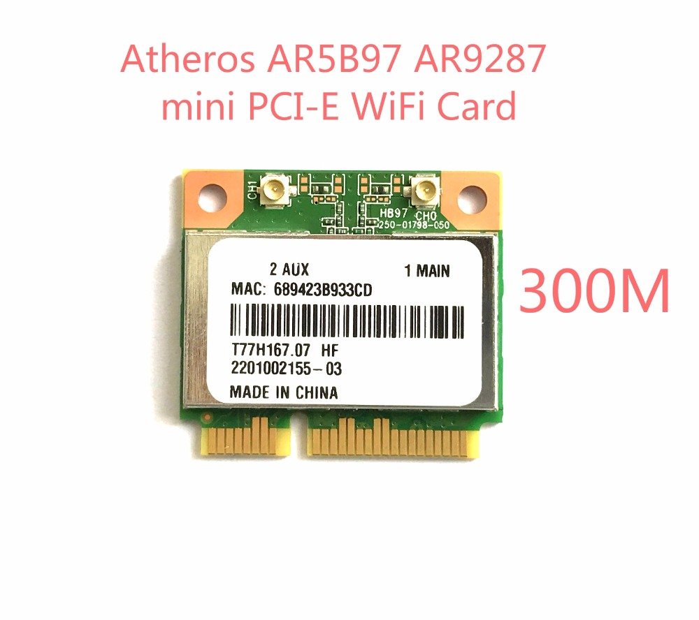 qualcomm atheros ar9287 wireless network adapter pci-express