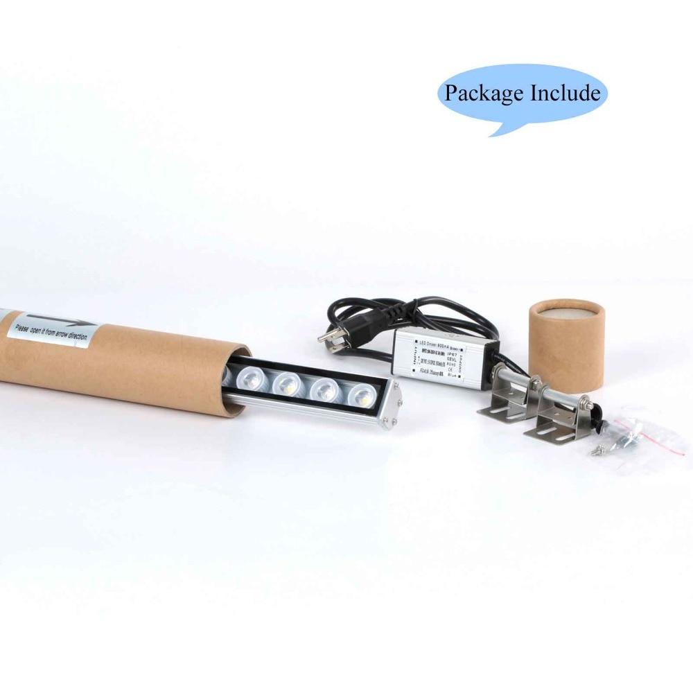5 հատ / լոտ 108W IP65 Անջրանցիկ LED - Մասնագիտական լուսավորություն - Լուսանկար 6