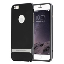 Rock royce tpu + pc case for iPhone 7 plus  case PC frame back luxury cover for iPhone 7 plus 7plus