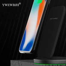 YWEWBJH Wireless Charger For iPhone X/XS Max XR Samsung S9 S9+ Note 9 8 Fast wireless charger QI Charging Pad