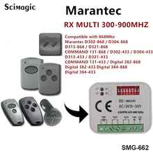 Garage Receiver For Marantec 433.92Mhz and 868.Mhz Remote Garage receiver Marantec gate receiver
