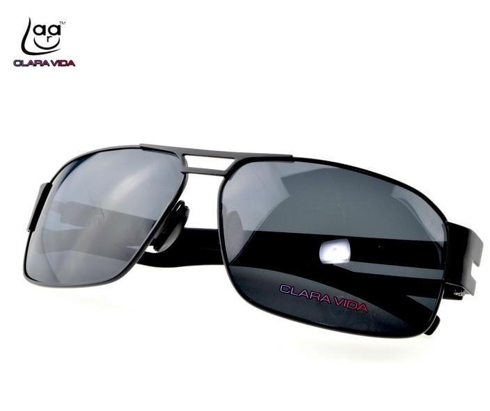f4fac82ce8a  CLARA VIDA Polarized Reading Sunglasses BLACK HANDSOME MYOPIA Polarized  customized Sunglasses 1 TO 6 +1 +1.5 +2 To +4-in Sunglasses from Apparel ...