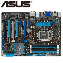 Asus P8Z77-V LK Desktop Motherboard Z77 Socket LGA 1155 i3 i5 i7 DDR3 32G ATX UEFI BIOS Original Used Mainboard On Sale