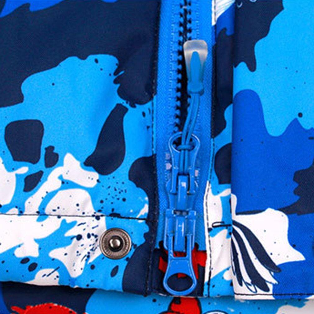 Зимняя профессиональная Лыжная куртка, водонепроницаемая ветрозащитная теплая уличная одежда для катания на лыжах и сноуборде для мужчин