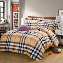 Luxury  latticestyle Winter soft velvet bedding set super warm bed sheet duvet cover pillowcase soft bedding home textile