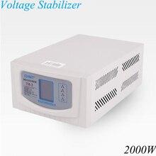 2000W Household Voltage Stabilizer With Input Voltage 130V-270V & Output Voltage 220V  TM-2 voltage stabilizer thyristor suntek tt 15000 nn va undervoltage ac stabilizer power stab stabilizer with thyristor amplifier