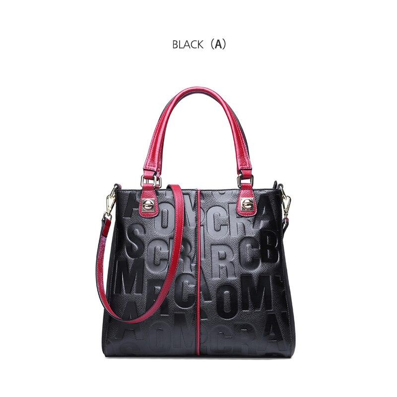 Bagaj ve Çantalar'ten Üstten Saplı Çanta'de Moda kaliteli chengguan 1047 hakiki deri Timsah desen çanta basit omuz çantası Eğimli omuzdan askili çanta için women2019'da  Grup 2