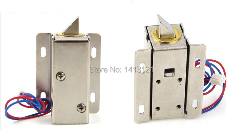 Free shipping automatic door operator electric lock drawer for Automatic door lock for home