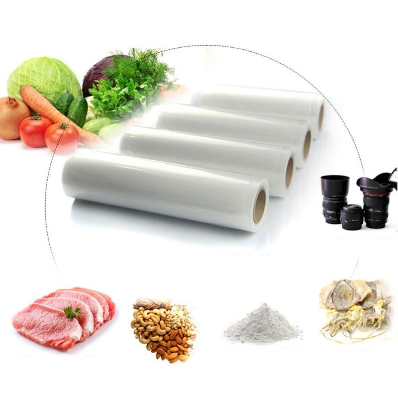 Vacuum Packing Machine Packages Bags Vacuum Food Sealers Food Storage Bag Packaging Film Keep Fresh Grain Bag Kitchen Tools