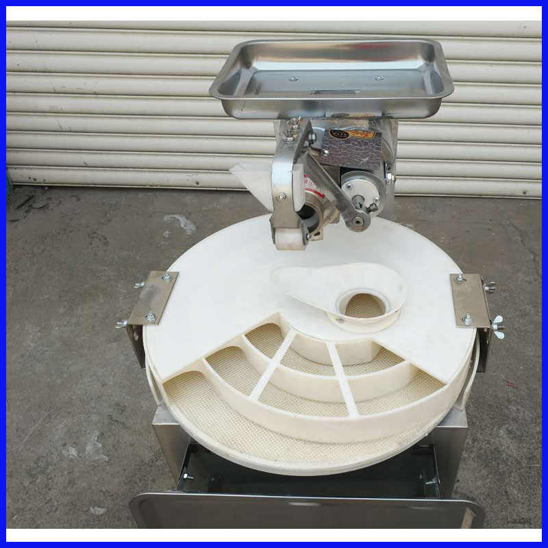 Factory Price Bread Dough Divider Rounder Roller Machine Manual Bakery Cutting