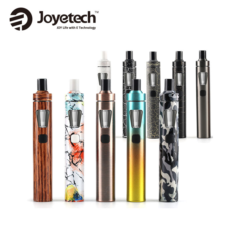 100% Originale Joyetech eGo AIO Rapido Kit 1500 mah Batteria 2 ml Capacità All-in-One Kit Elettronico sigaretta Penna Vaporizzatore Vape