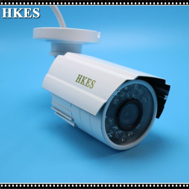 imágenes para CCTV Cámara CMOS 3000TVL Filtro de Corte IR AHD Cámara de 2MP 1080 P Cámara de Seguridad Inicio de Vigilancia de Bala Impermeable Al Aire Libre